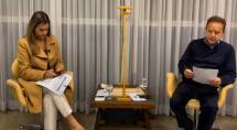 Assista à íntegra do bate-papo com o prefeito Vittorio Medioli desta segunda-feira (26)