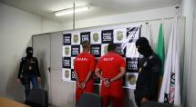 'Natal' e 'Ano Novo' são presos por homicídio em Betim