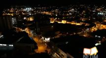 Betim registra noite mais fria do ano