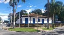 Quintal da Casa da Cultura reabre para evento com público