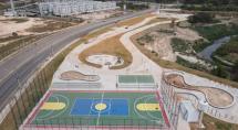 Obras do Parque Ecológico Cléo Barbosa chegam à etapa final