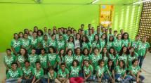 Adolescentes da periferia de Betim se apresentam no Cine Theatro Brasil