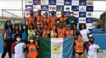 Atletas do Viva o Esporte conquistam pódios no Circuito Mineiro de Vôlei