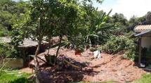 Casas de Betim são evacuadas após rompimento de barragem