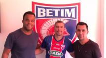 Campeão da Libertadores pelo Atlético-MG, Leandro Donizete acerta com o Betim Futebol