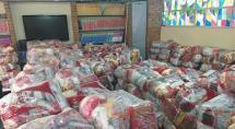 Entrega do kit alimentação em Betim começa dia 29