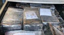 Polícia Civil apreende mais de uma tonelada de maconha em Betim
