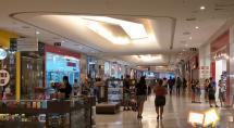 Confusão no Monte Carmo Shopping