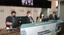 Audiência Pública da Câmara Municipal debate adesão de Betim ao projeto Mãos Dadas