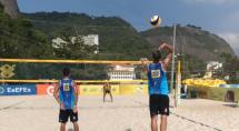 Atletas do Viva o Esporte são convocados para a seleção mineira de vôlei de praia