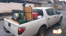 Mais de 13 mil notificações de dengue, 6 mortes, e apenas dois carros fumacê