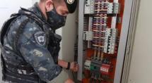 Cerco a furto de fios de cobre se fecha em Betim