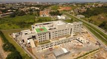 Novo hospital Unimed unidade Betim, será inaugurado dia 10 de abril
