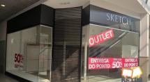 Mais uma loja fecha as portas no Betim Shopping