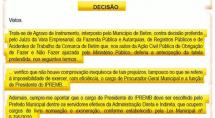 Tribunal de Justiça confirma Bruno Cypriano na presidência do Ipremb