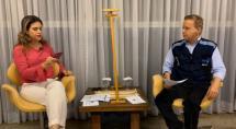 Assista à íntegra do bate-papo com o prefeito Vittorio Medioli desta segunda-feira (27) de setembro