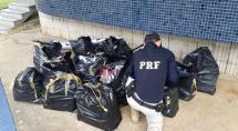 PRF apreende mais de 300 pares de tênis falsificados em Betim
