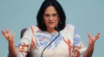 Ministra Damares Alves fará palestra em Betim nesta quinta-feira (30)
