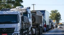 Termina hoje o cadastro para vacinação de caminhoneiros contra covid