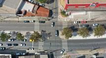 Alterada circulação do trânsito na rua Capela Nova