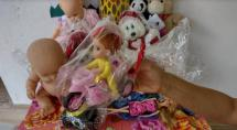 Campanha arrecada brinquedos em Betim