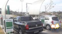Clientes discordam do valor cobrado no estacionamento do Monte Carmo