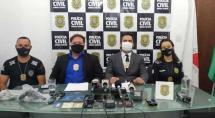 Suspeitos de pelo menos 15 roubos a motoristas de aplicativos são presos