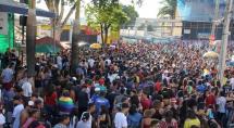 Mais de 5 mil pessoas participaram da Parada Gay de Betim