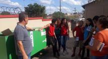Escolas municipais recebem palestra sobre coleta seletiva