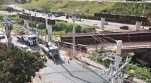 Obras do viaduto Geraldo Josino entram em nova fase